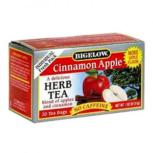 Bigelow Cinnamon Apple Herbal Tea