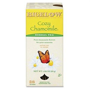 Bigelow Cozy Chamomile Herbal Tea