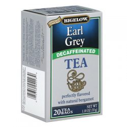 Bigelow Earl Grey Decaf Tea