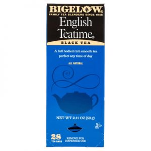 Bigelow English Teatime Black Tea