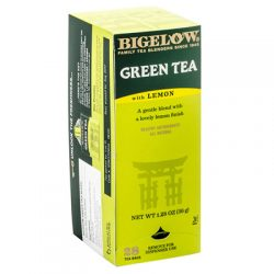 Bigelow Green Tea Lemon