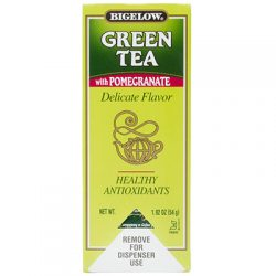 Bigelow Green Tea Pomegranate