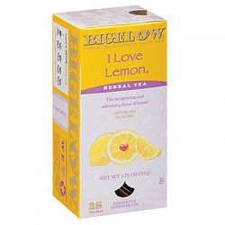Bigelow I Love Lemon Herbal Tea