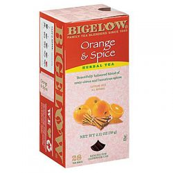 Bigelow Orange Spice Herbal Tea