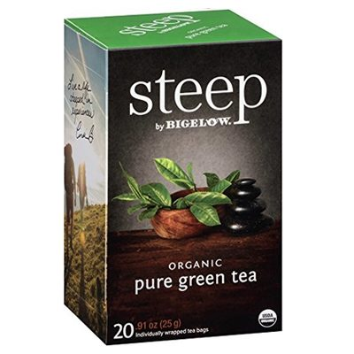 Bigelow Organic Pure Green Tea