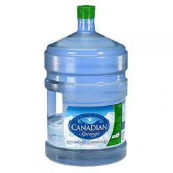 Bottled Water Jug Planet Coffee