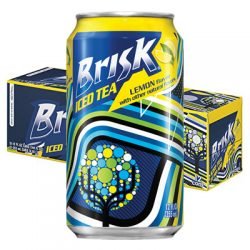 Brisk Iced Tea Planet Coffee