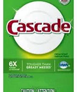 Cascade Powder Dishwasher Detergent