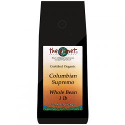 Columbian Supremo Whole Beans