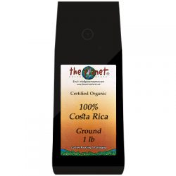 Costa Rica 100% Ground Coffee