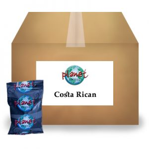 Costa Rican Portion Pack Coffee