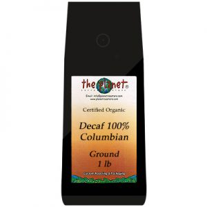 Decaf Columbian Ground Coffee