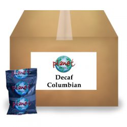 Decaf Columbian Portion Pack Coffee