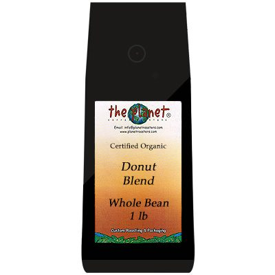 Donut Blend Whole Bean Coffee