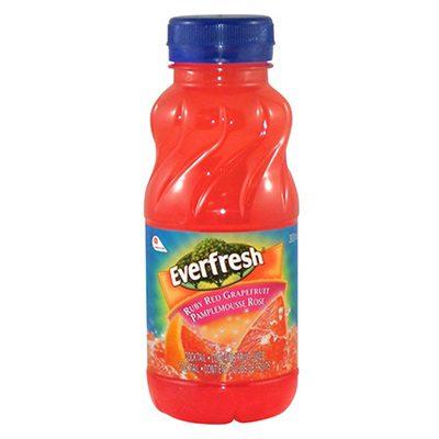 Everfruit Ruby Red Grapefruit Juice