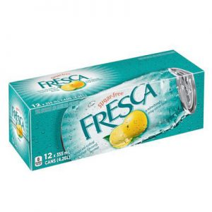 Fresca Grapefruit