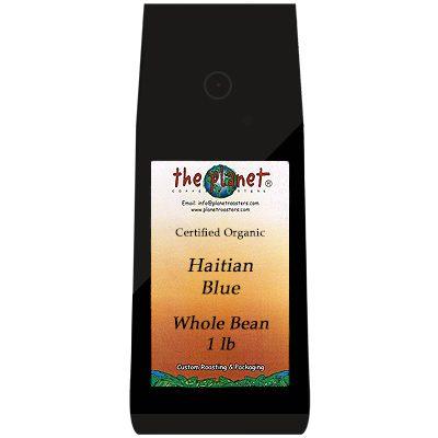 Haitian Blue Whole Bean Coffee