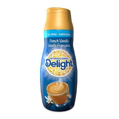 International Delight Fat Free French Vanilla
