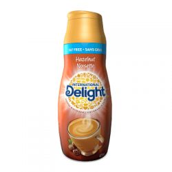 International Delight Fat Free Hazelnut
