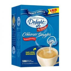 International Delight French Vanilla Creamers