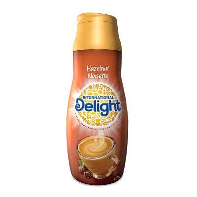 International Delight Hazelnut