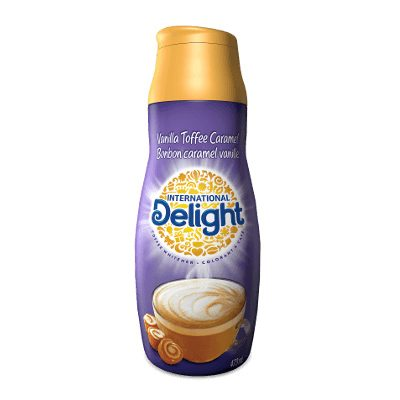 International Delight Toffee Caramel