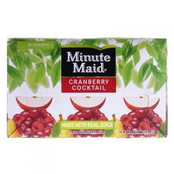 Minute Maid Cranberry Cocktail Juice