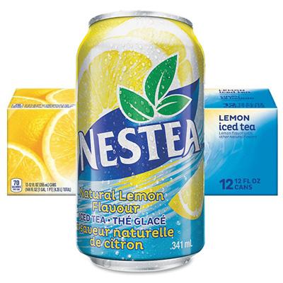 Nestea Lemon Iced Tea (Pack of 12) - Planet Coffee Roasters