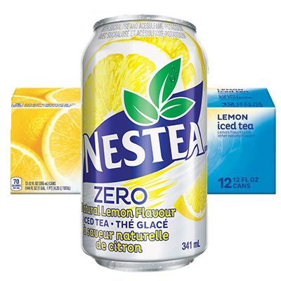 Nestea Lemon Zero Iced Tea