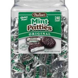 Pearson's Minty Patties