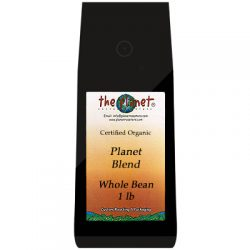 Planet Blend Whole Bean Coffee