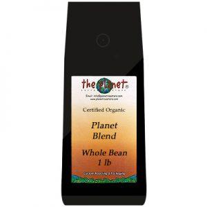 Planet Blend Whole Bean Coffee