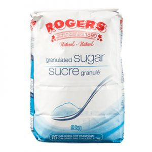 Rogers Granulated Sugar 2kg