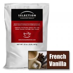 Selection Cappuccino French Vanilla