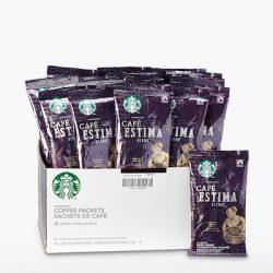 Starbucks Estima Portion Packs