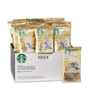 Starbucks Veranda Blend Portion Packs