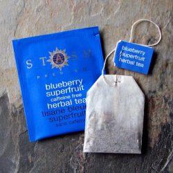 Stash Blueberry superfruit Herbal tea
