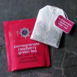 Stash Pomegranate Raspberry Green Tea