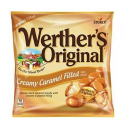 Werther's Original Creamy Caramel Filled