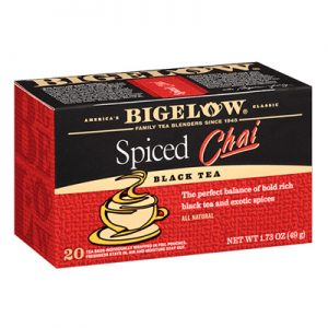 Bigelow Spiced Chai Black Tea