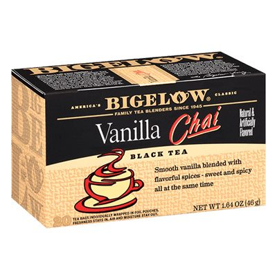 Bigelow Vanilla Chai Tea