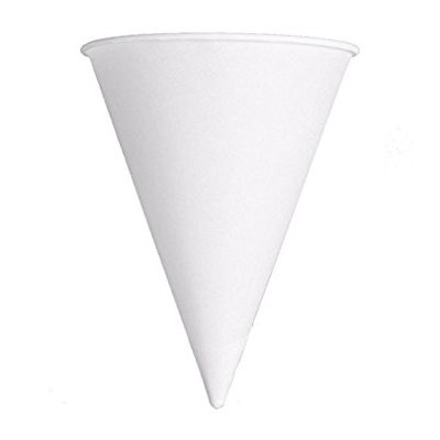 Cups Cone Paper 4 oz