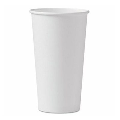 Cups Solo White 20 oz