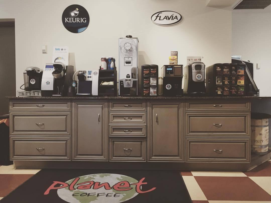 Planet Coffee Roasters Calgary
