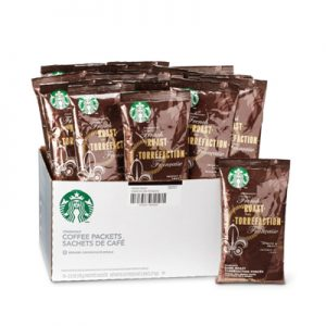 Starbucks French Roast Portion Pack Coffee