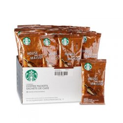 Starbucks House Blend Portion Pack Coffee