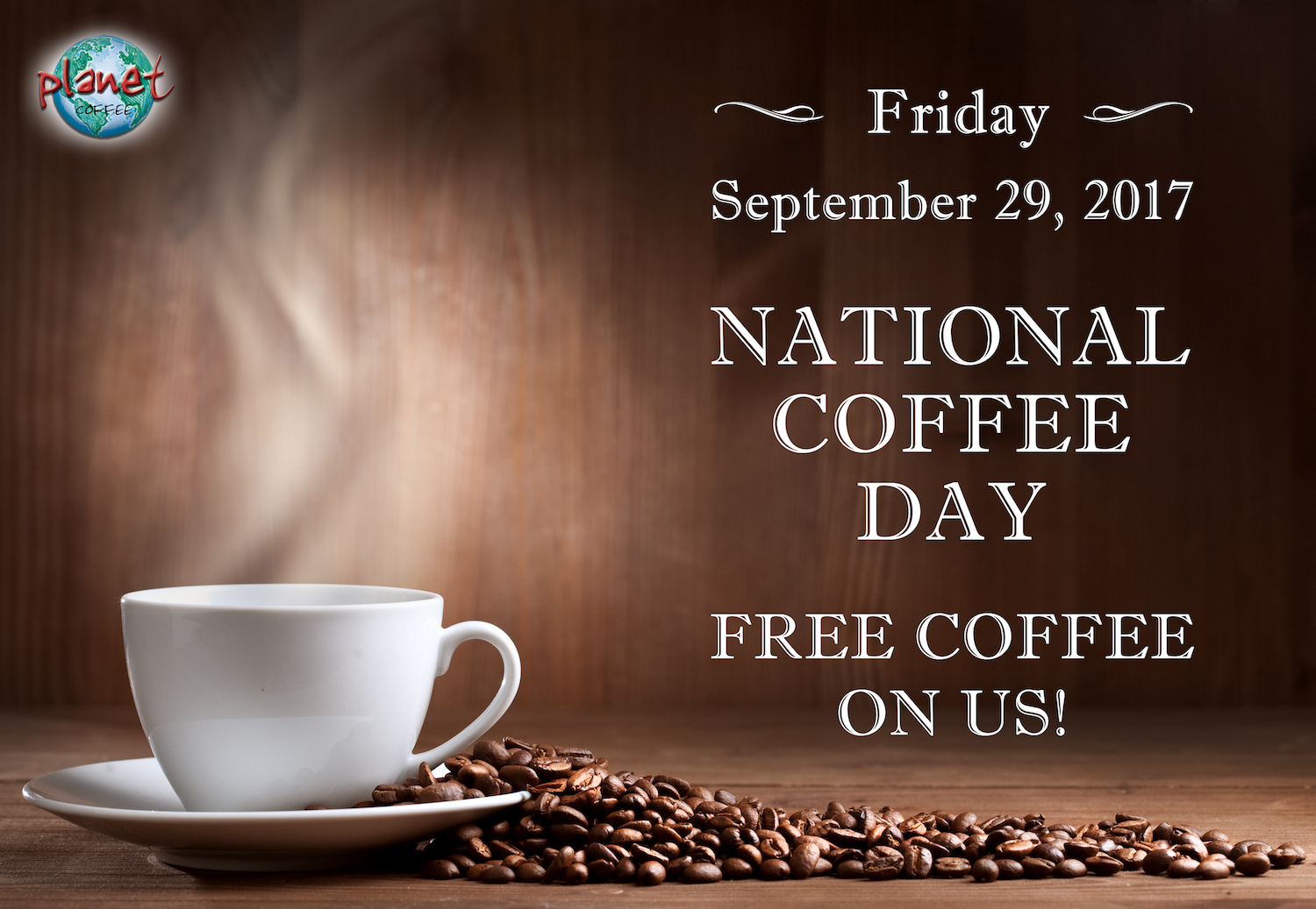 National Coffee Day Special Planet Coffee Roasters