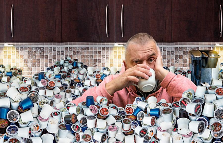 Recycling Coffee Calgary Kcups