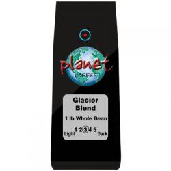 Glacier Blend coffee