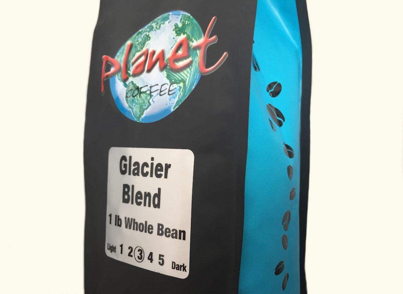 Planet Coffee Glacier Blend new